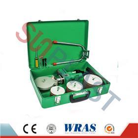 75-110mm Socket Fusion Welding Machine Kanggo PPR Pipe & amp; HDPE Pipe
