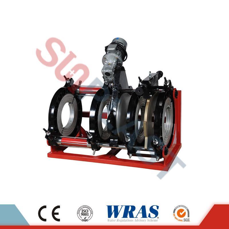 400-630mm Hydraulic Butt Fusion Welding Machine Kanggo HDPE Pipe