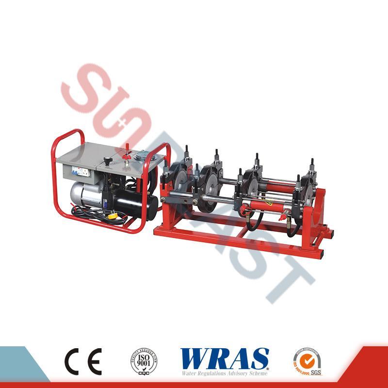 160-315mm Hydraulic Butt Fusion Welding Machine Kanggo HDPE Pipe
