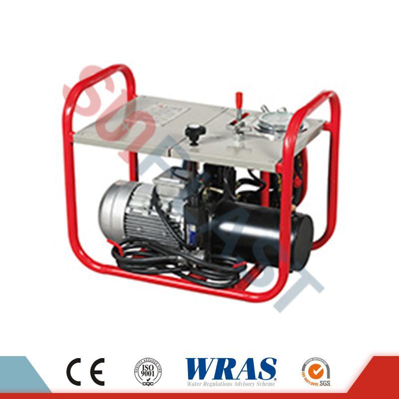 63-160mm Hydraulic Butt Fusion Welding Machine Kanggo HDPE Pipe