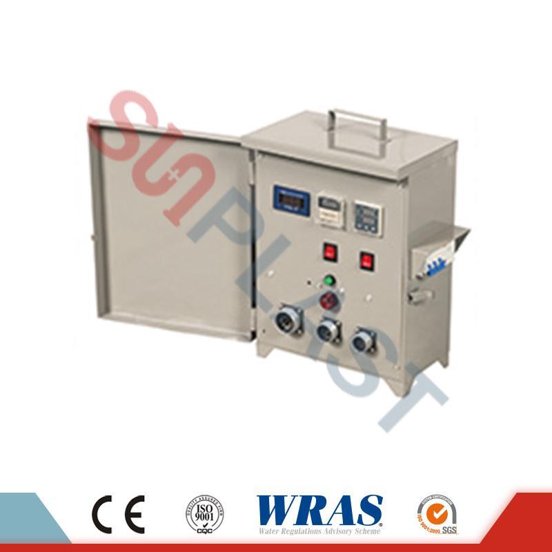 630-800mm Hydraulic Butt Fusion Welding Machine Kanggo HDPE Pipe