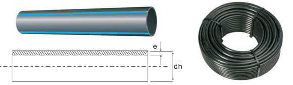 HDPE Water Pipe Specifications